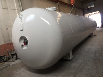 Asenduskorpus - tsistern MAS TRAILER TANKER 2 m3 to 150 m3 LPG / GAS Storage Tanks From Factory