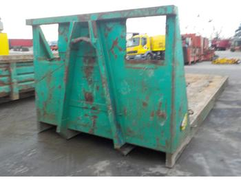 20 Yard RORO Skip to suit Hook Loader Lorry - multilift konteiner