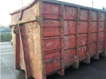 35 Yard RORO Skip to suit Hook Loader Lorry - multilift konteiner