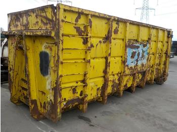 40 Yard RORO Skip to suit Hook loader - multilift konteiner