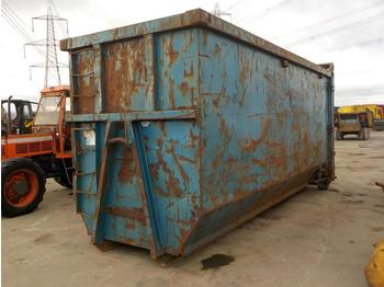 50 Yard RORO Skip to suit Hook loader - multilift konteiner