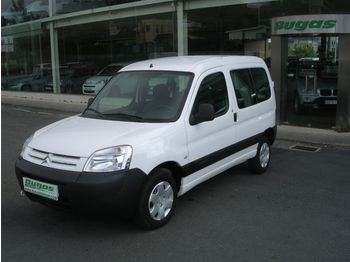 CITROEN BERLINGO COMBI 1.6 HDI FIRST - mikrobuss