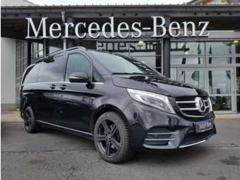 Mercedes-Benz V 250 d L 4MATIC AMG Line Panorama AHK Standh  - mikrobuss