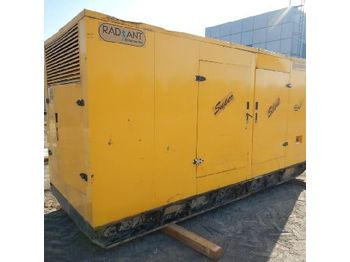 2006 Radiant 250KvA Generator c/w Perkins International Engine (Non Runner) - generaatorikomplekt