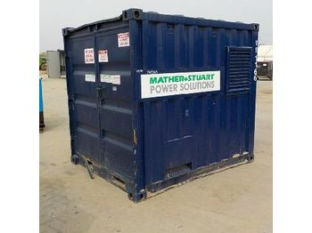 20KvA Containerised Generator c/w Perkins Engine - generaatorikomplekt