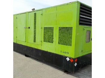 Gesan DPS800 800KvA Diesel Generator c/w Perkins Engine (Copy of Declaration of Conf. Available / Copia de CE disponible) - generaatorikomplekt