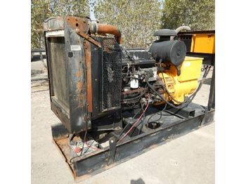Perkins International 220KvA Skid Mounted Generator - generaatorikomplekt