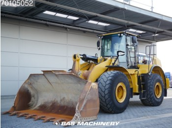 Caterpillar 966K German dealer machine - laadur
