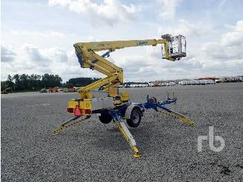 OMME 1550EBZX Electric Tow Behind Articulated - liigendpoom
