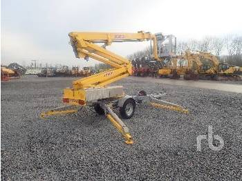 OMME 1830EBZX Electric Tow Behind Articulated - liigendpoom