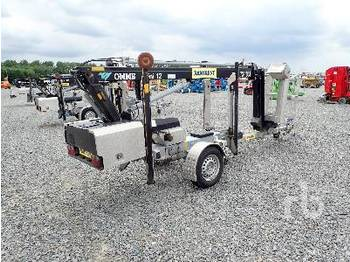 OMME MINI 12EZ Electric Tow Behind Articulated - liigendpoom
