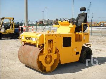 Rullija BOMAG BW120AD 3 Wheel Combination