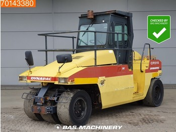 Dynapac CP215 NICE AND CLEAN PNEUMATIC ROLLER - rullija