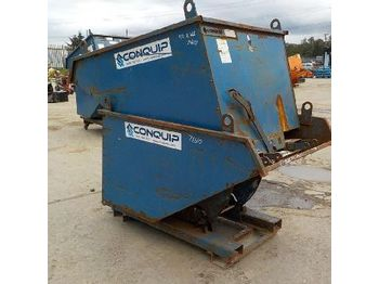 2016 Conquip Tipping Skip to suit Forklift (2 of) - tsemendisegaja