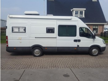 Iveco DAIYLY 35S18 OVERLAND BUSCAMPER - haagissuvila