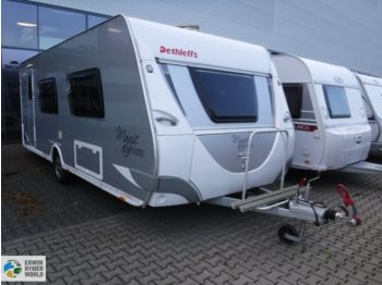 Dethleffs Magic Edition 545 EB  - järelhaagitav suvila