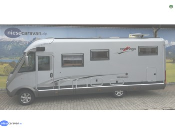 Carthago chic s-plus I 50 SAT-LUFTFEDER-AUTOMATIK-1.HAND (Iveco Daily)  - matkabuss