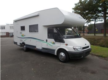 Chausson Welcome 26 Alkoof FORD 125T350 6 Person - matkabuss