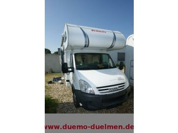 Dethleffs Globetrotter XL A 6878 **Iveco-Basis** Power  - matkabuss