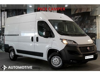 Matkabuss FIAT Ducato Fg 35 L2H2 140CV PACK CAMPER / ANDROID AUTO & APPLE CARPLAY