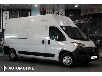 Matkabuss FIAT Ducato Fg 35 L3H3 160CV PACK CAMPER / ANDROID AUTO & APPLE CARPLAY