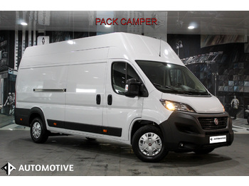 Matkabuss FIAT Ducato Fg Maxi L4H3 140CV Pack Camper / Android Auto & Apple CarPlay.