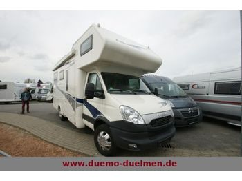 Iveco Concorde RSL Heckrundsitzgruppe A 795  - matkabuss