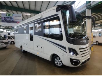Morelo Palace 88 LB - Trendline Palisander (Iveco Daily)  - matkabuss