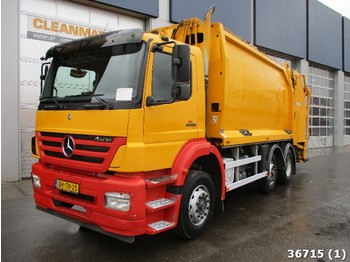 Mercedes-Benz AXOR 2528 Manual - prügiauto
