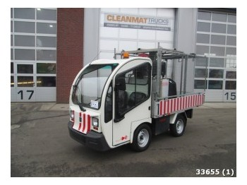 Goupil Goupil G3 Electric Cleaning unit 43 km/h - vaakumveok