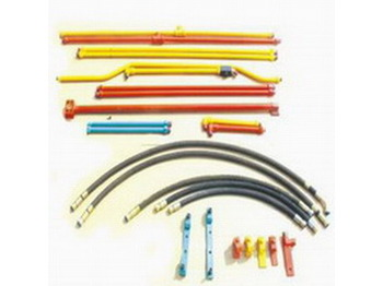 hammer kits/piping kits/breaker line for CAT320,EX200-1,PC100,CAT330BL ECT for excavators of hitachi,komatsu,kobelco.CAT ect. - hüdrauliline haamer
