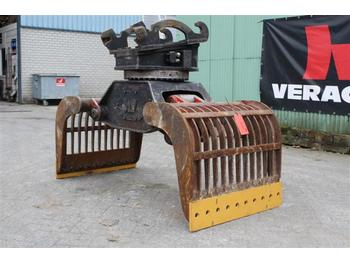 Verachtert Demolition- sorting grapple VRG25-2D - lisaseade