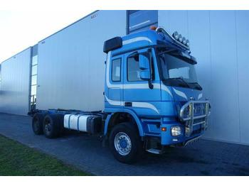 Mercedes-Benz ACTROS 3360 6X4 F04 FULL STEEL HUB REDUCTION EUR  - palgiveok