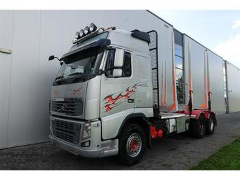 Volvo FH750 6X4 EURO 5 TIMBER FULL STEEL HUB REDUCTION  - palgiveok