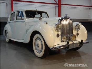 Bentley R-type Saloon - auto