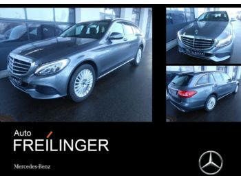 Mercedes-Benz C 180 T-Modell Exclusive+Pano.-Dach+LED+Navi+PDC  - auto