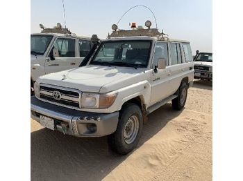Toyota Land Cruiser - auto