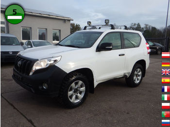 Toyota Land Cruiser Basis - KLIMA - auto