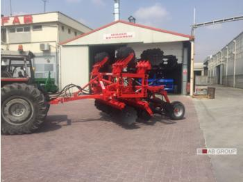 Ozdoken Disc harrow 5m/ Brona 5m/Дисковая борона 5м - ketasäke