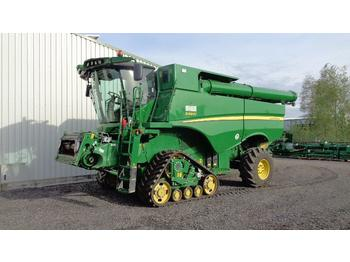 John Deere S690 # 12m - ready for work - kombain