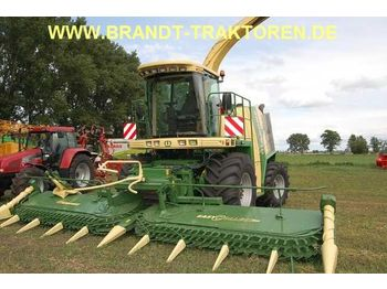 KRONE Big X V8 forage harvester - kombain