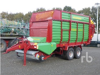 Strautmann VITESSE 230DO Forage Harvester Trailer T/A - koristusmasin