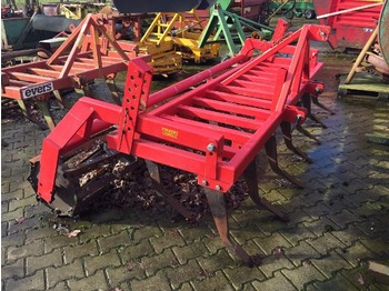 Evers Welsh 13 tands cultivator + rol - kultivaator