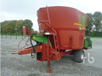 Strautmann VERTI MIX 1050 Feed Mixer Trailer - loomakasvatusseadmed