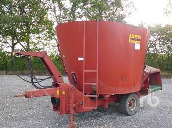 Strautmann VERTI-MIX ECO Feed Mixer Trailer - loomakasvatusseadmed