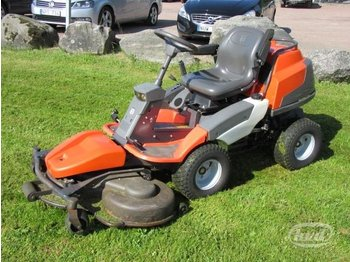 Husqvarna R422Ts AWD Riding Lawn mower (Combi 122 deck & snowplow) - niiduk