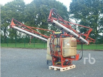Jacoby Eurosuper KS1000 3 Pt Hitch - pritsija