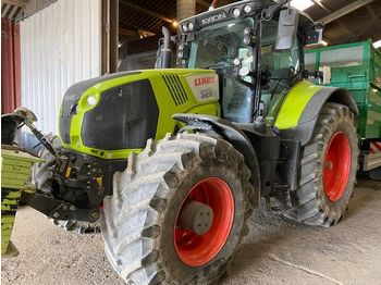 Claas Axion 870 C-Matic  - ratastraktor