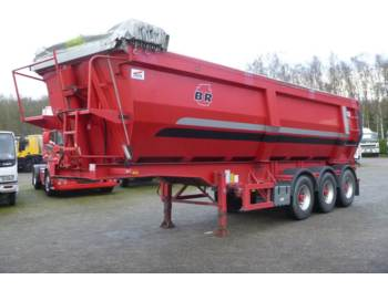 OVA Tipper trailer 32 m3 - kallur-poolhaagis