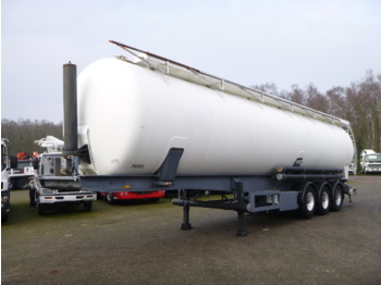 Filiat Powder tank alu 63 m3 (tipping) - tsistern poolhaagis